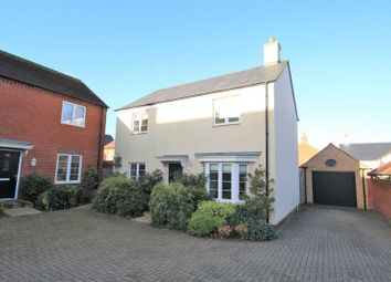 Thumbnail 3 bed detached house to rent in Needlepin Way, Buckingham