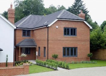 Thumbnail 4 bed detached house for sale in Ecton Lane, Sywell, Northampton