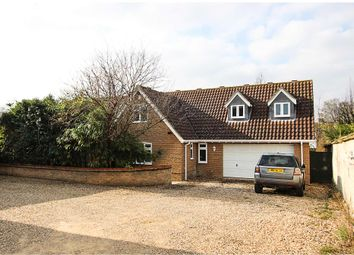 Thumbnail 6 bed detached house for sale in High Street, Burwell