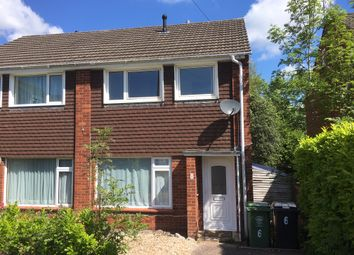Thumbnail 2 bedroom semi-detached house to rent in Addison Close, Exeter