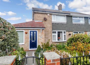Thumbnail 3 bed semi-detached house for sale in Albatross Way, Blyth