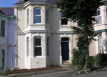 Thumbnail 6 bed town house for sale in May Terrace, Plymouth