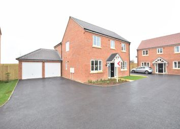 Thumbnail 5 bed detached house for sale in Kings Court, Norton, Gloucester