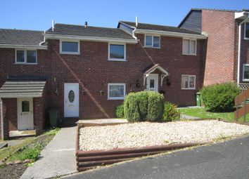Thumbnail 3 bedroom terraced house to rent in Hallerton Close, Leigham, Plymouth