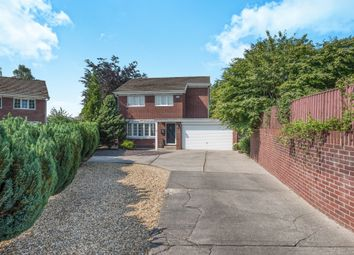 Thumbnail 4 bed detached house for sale in Woodlands Park Drive, Cadoxton, Neath