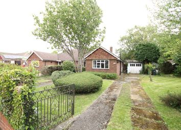 Thumbnail 2 bed semi-detached bungalow for sale in Barnmead, Chobham, Woking, Surrey