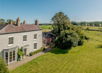 Thumbnail 5 bed detached house for sale in Eardiston, West Felton, Oswestry, Shropshire