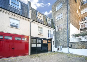 Thumbnail 4 bed mews house for sale in Queen's Gate Place Mews, London