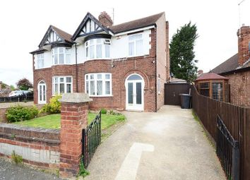 Thumbnail 4 bedroom semi-detached house to rent in Lynton Road, Peterborough, Cambridgeshire.