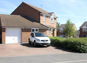 Thumbnail 3 bedroom detached house for sale in Fielding Lane, Ratby, Leicester