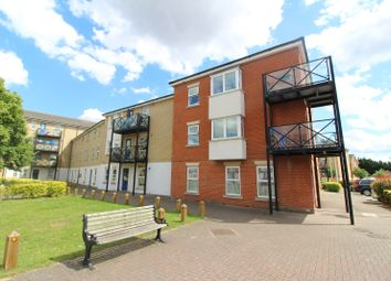 Thumbnail 2 bed flat for sale in Norfolk Court, Glandford Way, Chadwell Heath