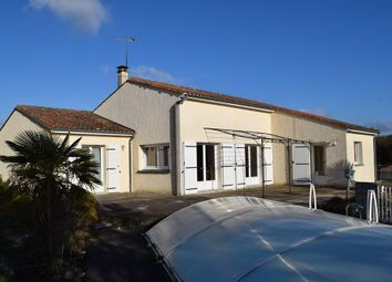 Thumbnail 3 bed property for sale in Bioussac, Charente, 16700, France