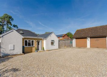 Thumbnail 3 bed detached bungalow for sale in Lower Vicarage Road, Kennington, Ashford, Kent
