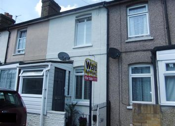 Thumbnail 2 bedroom terraced house for sale in Chapel Road, Snodland, Kent