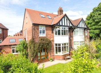 Thumbnail 5 bed semi-detached house for sale in Otley Old Road, Adel, Leeds, West Yorkshire