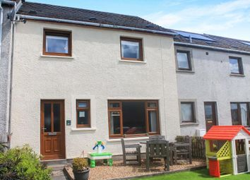 Thumbnail 3 bed terraced house for sale in Mains Avenue, Invergordon