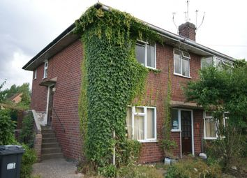 Thumbnail 2 bed maisonette to rent in Byron Avenue, Warwick