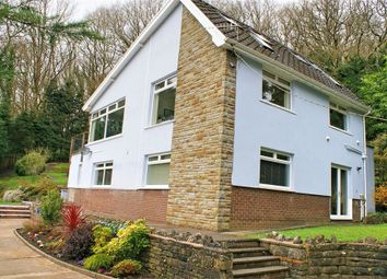 Thumbnail 5 bedroom detached house for sale in Bryncatwg, Cadoxton, Neath, West Glamorgan