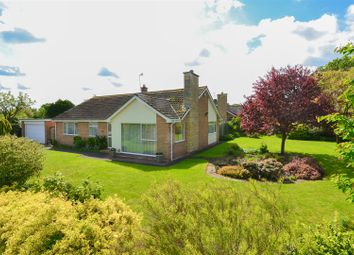 Thumbnail 3 bed detached bungalow for sale in Stoke Gardens, Severn Stoke, Worcester