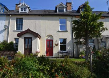 Thumbnail 3 bed terraced house for sale in 3, Van Terrace, Llanidloes, Powys