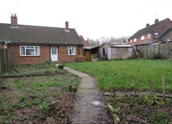 Thumbnail 2 bed semi-detached bungalow for sale in The Knoll, Hempstead, Holt