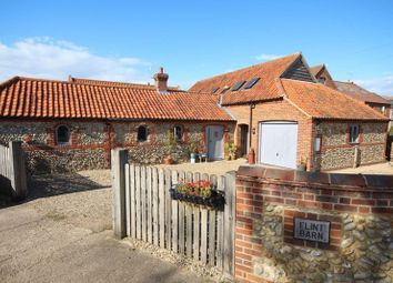 Thumbnail 4 bed detached bungalow for sale in The Street, Beeston, King's Lynn