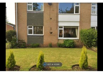 Thumbnail 2 bed flat to rent in Matfen Court, Sedgefield