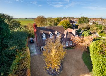 Thumbnail 4 bed detached house for sale in Mill Road, West Wratting, Cambridge
