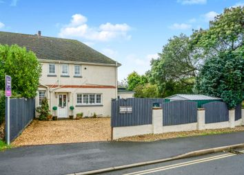 Thumbnail 3 bed semi-detached house for sale in Field Lane, Ryde