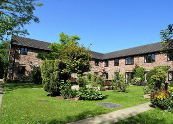 Thumbnail 2 bed flat for sale in Sandringham Court, London Road, Holmes Chapel.