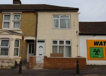 Thumbnail 1 bed flat to rent in Canterbury Street, Gillingham, Kent