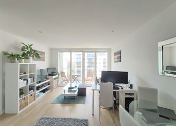 Thumbnail 1 bed flat to rent in Pump House Crescent, Brentford
