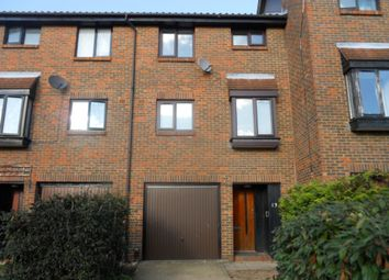 Thumbnail 3 bed town house to rent in Tanglewood Way, Feltham