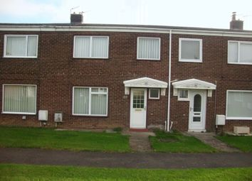 Thumbnail 3 bed terraced house for sale in Grange Court, Widdrington, Morpeth