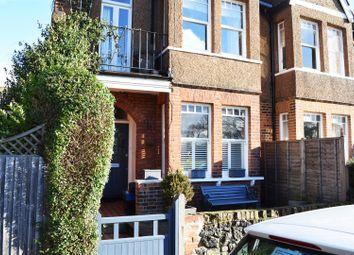 Thumbnail 2 bed maisonette for sale in Moor Mead Road, St Margarets, Twickenham