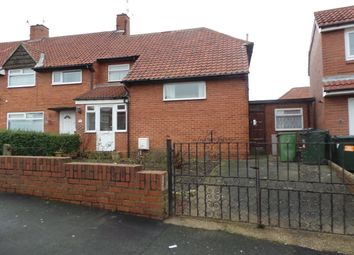 Thumbnail 2 bed terraced house for sale in Cragside Gardens, Lobley Hill, Gateshead