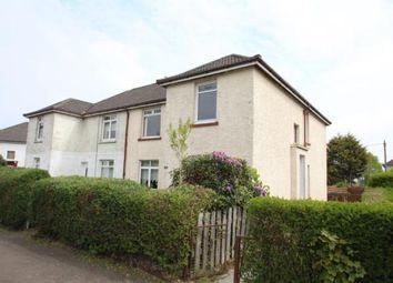 Thumbnail 3 bedroom flat for sale in Ellesmere Street, Glasgow, Lanarkshire