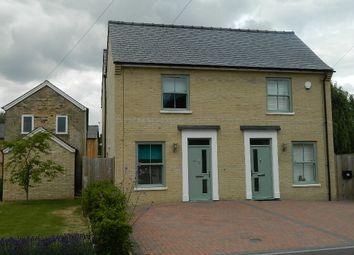 Thumbnail 3 bedroom semi-detached house to rent in High Street, Landbeach