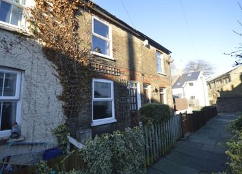 Thumbnail 2 bed terraced house to rent in North Barrack Road, Walmer, Deal