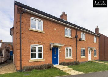 3 bed semi-detached house for sale in Blackfriars Road, Lincoln LN2