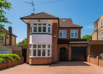 Thumbnail 4 bed detached house for sale in The Croft, High Barnet, Hertfordshire