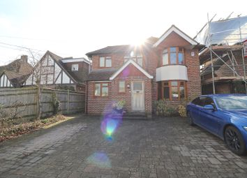 Thumbnail 5 bed detached house for sale in Huggetts Lane, Eastbourne