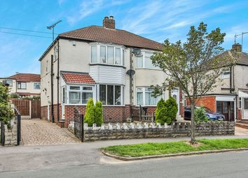 Thumbnail 3 bed semi-detached house for sale in Gleadless Avenue, Sheffield, South Yorkshire
