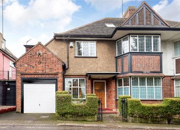 Thumbnail 6 bed semi-detached house for sale in Finchley Road, London