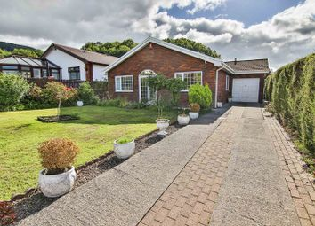 Thumbnail 3 bed detached bungalow for sale in Elan Close, Cwmbach, Aberdare