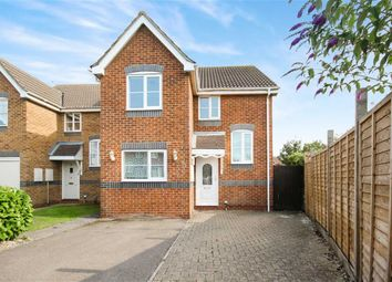 Thumbnail 3 bed detached house for sale in Copse Avenue, Swindon, Wiltshire