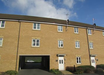 Thumbnail 2 bed flat for sale in Hargate Way, Hampton Hargate
