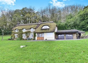 Thumbnail 4 bedroom detached house for sale in Rookham, Wells, Somerset