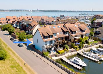 Thumbnail 2 bed town house for sale in Hythe Marina Village, Hythe, Southampton, Hampshire