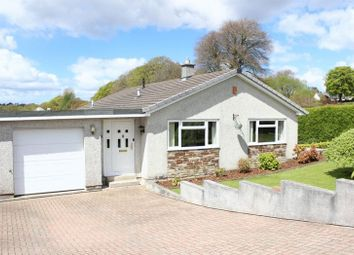 Thumbnail 3 bed bungalow for sale in Glebe Meadow, Callington